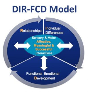 Breaking Down The DIR Floortime Model Training: Dir Fcd Model Image